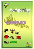 COMPOSING MUSIC BUNDLE - Minibeasts