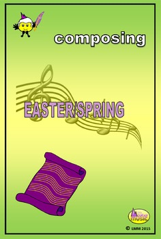 COMPOSING MUSIC PACK - Easter/Spring