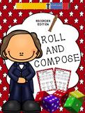 COMPOSITION - RECORDER EDITION