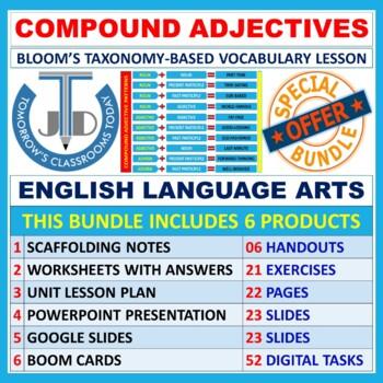 COMPOUND ADJECTIVES: BUNDLE