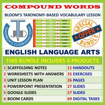 COMPOUND WORDS: BUNDLE