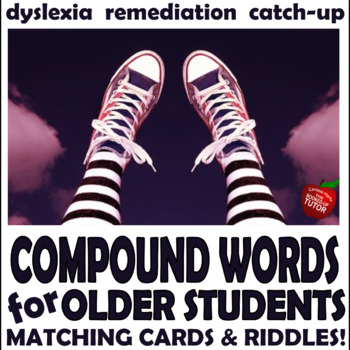 COMPOUND WORDS {flash cards} {word activity}