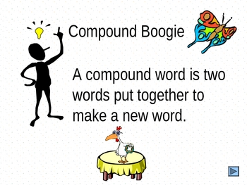 COMPOUND WORDS WITH JOEY!