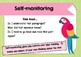 COMPREHENSION POSTERS - Supports Strategies by Sheena Cameron