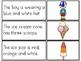 COMPREHENSION: Reading Comprehension Sentences