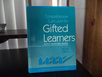 COMPREHENSIVE CRRICULUM FOR GIFTED LEARNERS