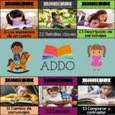 BUNDLE COMPRENSIÓN LECTORA (120+ TEXTOS) - GUIDED READING SPANISH