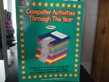 COMPUTER ACTIVITIES THROUGH THE YEAR 1-57690 448 2