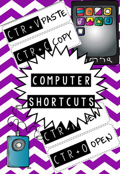 COMPUTER TERMS AND SHORTCUTS BULLETIN