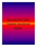 CONDUCTION CONVECTION RADIATION LAB