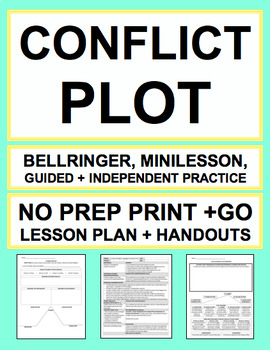 CONFLICT AND PLOT