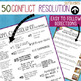 Conflict Resolution Strategies: use in Counseling Groups, Mediation & Lessons