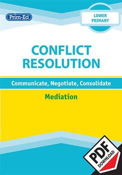 CONFLICT RESOLUTION - MEDIATION: LOWER UNIT