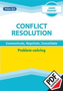 CONFLICT RESOLUTION - PROBLEM-SOLVING: LOWER UNIT