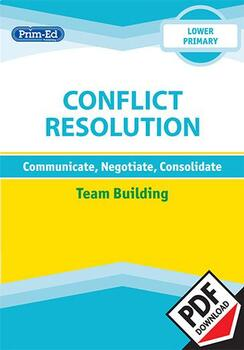 CONFLICT RESOLUTION - TEAM BUILDING: LOWER UNIT
