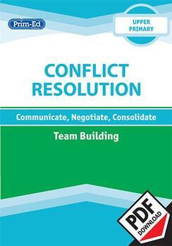 CONFLICT RESOLUTION - TEAM BUILDING: UPPER UNIT