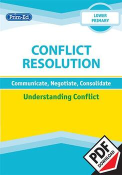 CONFLICT RESOLUTION - UNDERSTANDING CONFLICT: LOWER UNIT