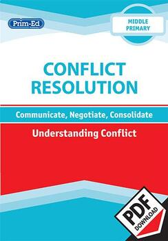 CONFLICT RESOLUTION - UNDERSTANDING CONFLICT: MIDDLE UNIT