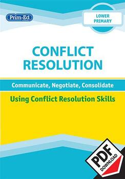 CONFLICT RESOLUTION - USING CONFLICT RESOLUTION: LOWER UNIT