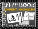 FLIP BOOK CONGRUENT NONCONGRUENT  2016 VIRGINIA SOL 3.13
