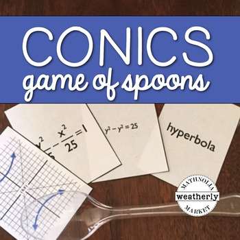 CONIC Sections - Game of Spoons