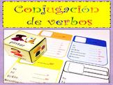 CONJUGACIÓN VERBOS ESPAÑOL VERB CONJUGATION SPANISH