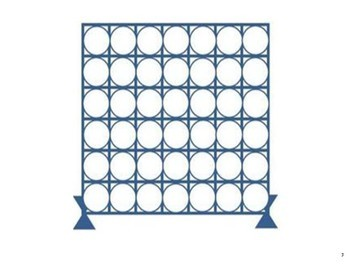 CONNECT 4 GAME - 1-step and 2-step Equations