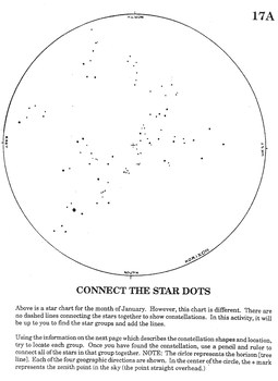CONNECT THE STAR DOTS