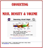 CONNECTING VOLUME, MASS & DENSITY