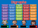 DIGRAPHS Jeopardy Style Game Show