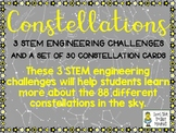 CONSTELLATIONS - Science STEM - STEM Engineering Challenges, Pack of 3