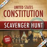 CONSTITUTION SCAVENGER HUNT: Google Drive   Google Forms   Google Classroom