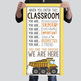 CONSTRUCTION - Classroom Decor: SMALL BANNER, When You Ent