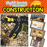 CONSTRUCTION Playful Learning Invitations