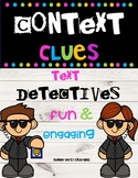 CONTEXT CLUES ~ FOR BEGINNERS