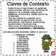 CONTEXT CLUES NO PREP IN SPANISH