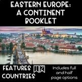 CONTINENT BOOKLET: Eastern Europe