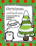 CONTRACTIONS- Christmas Edition