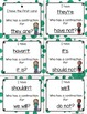 CONTRACTIONS Task Cards & Games