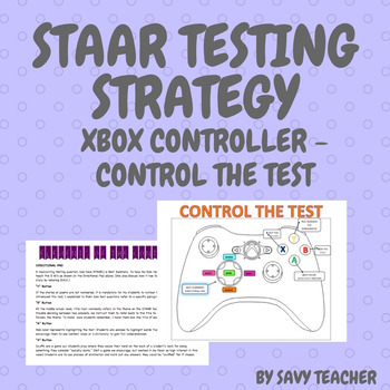 CONTROL THE TEST Testing Strategy using Xbox