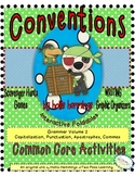CONVENTIONS: INTERACTIVE PUNCTUATION ACTIVITIES