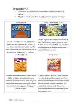 CONVERSATION B2 : Les français et les jeux de hasard