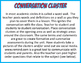 CONVERSATION CLUSTER / WORD WALL ULTIMATE