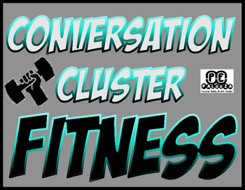CONVERSATION CLUSTER / WORD WALL FITNESS