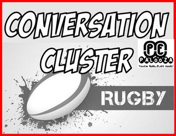 CONVERSATION CLUSTER / WORD WALL RUGBY