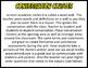 CONVERSATION CLUSTER / WORD WALL TENNIS