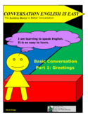 CONVERSATION ENGLISH IS EASY
