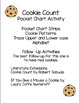 COOKIE COUNT POCKET CHART ACTIVITY