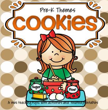 COOKIES Preschool FREE