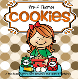 COOKIES Math and Literacy Activities and Centers for Presc
